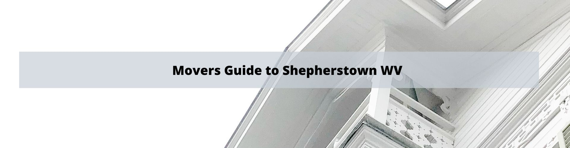 Mover's Guide to Shepherdstown WV