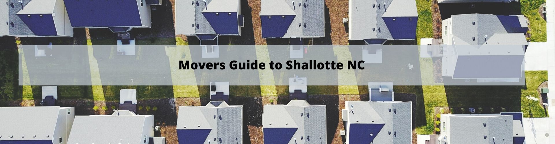 Mover's Guide To Shallotte NC
