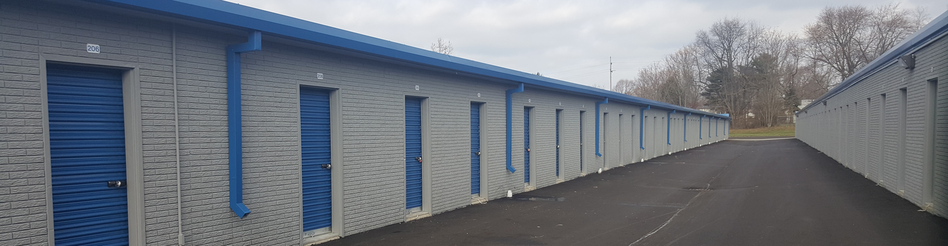Akron OH Storage Location