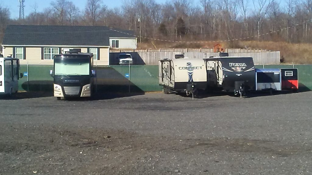 RV Storage Inwood WV